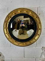 Regency Convex Gilt Mirror (3 of 6)