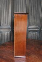 Antique mahogany hanging cabinet (6 of 7)