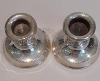Pair of Small Candlesticks (3 of 6)