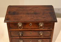 Miniature Mahogany Chest of Drawers (2 of 6)