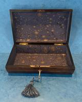 Victorian Belgium Painted Box in Holly (13 of 13)
