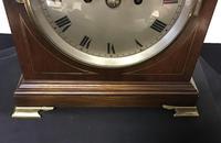 Clock Bracket Mahogany (3 of 7)