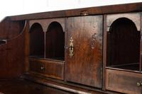 18th Century Queen Anne Walnut Bureau c.1710 (2 of 5)