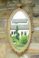 Good Pair of Regency Revival Mirrors after Robert Adam (3 of 8)