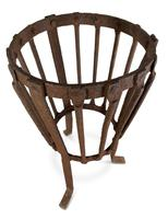 Riveted Iron Brazier (5 of 6)