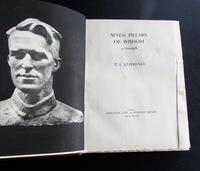 1935  1st Edition Seven Pillars of Wisdom, A Triumph  by T E Lawrence (2 of 5)