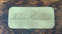 Victorian Rosewood Gentlemen's Vaniety Box (11 of 13)