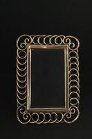 Victorian Brass Ring Easel Photo Frame (3 of 3)