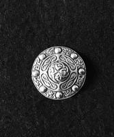 Silver Celtic Brooch by Charles Horner (6 of 6)