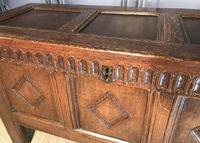 17th Century Oak Coffer (7 of 14)