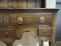 Titchmarsh & Goodwin Georgian Style Small Welsh Oak Dresser (6 of 11)