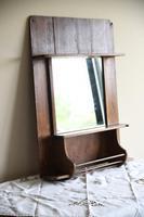 Rustic Pine Vanity Mirror (9 of 9)
