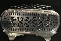 Aesthetic Period Silver Plated Fan Shape Toast Rack (4 of 5)