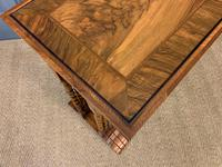Nest of 4 Burr Walnut Tables (4 of 13)