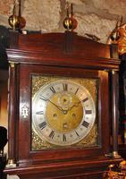 George III Oak Longcase Clock (2 of 11)