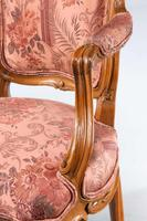 Pair of Louis XV Period Fauteuils (4 of 5)