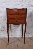 Pretty Pair of French Bedside Cabinets (4 of 5)