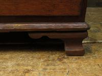 Antique Small Georgian Oak Chest of Drawers, Small Chest of Modest Proportions (10 of 15)