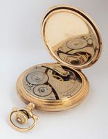 Waltham Full Hunter Pocket Watch, 1922 (5 of 6)