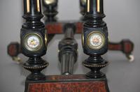 19th Century Amboyna & Ebonised Sofa Table (10 of 11)