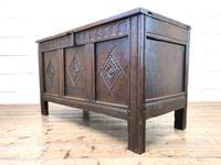 18th Century Oak Blanket Box (13 of 14)