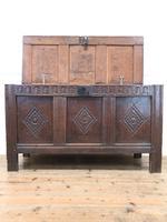 18th Century Oak Blanket Box (5 of 14)