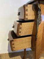 Pair of Bedside Cabinets 3 Drawers (7 of 7)