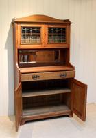 Small Proportioned Oak Dresser (7 of 9)