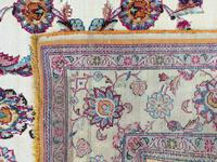 Silk Kashan 'Souf' Rug (7 of 9)