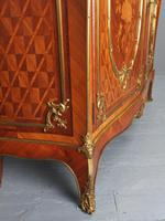 French Victorian Marble Top Commode by G. Durand (20 of 20)