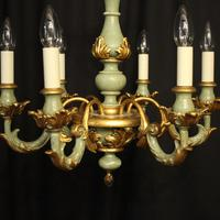Florentine 6 Light Polychrome Chandelier (5 of 9)