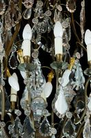 19th Century French Chandelier (4 of 4)