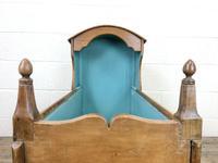 Antique Pine Crib (4 of 8)