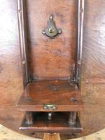 Georgian Mahogany Birdcage Pedestal Table (6 of 11)