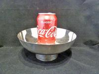 Mid Century Modernist Silver Plated Bowl (4 of 5)