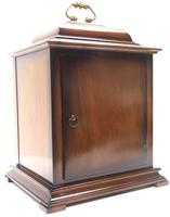 Incredible Sold Mahogany Mantel Clock Westminster Chime Triple Musical Bracket Clock by St James London (8 of 11)