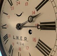 LNER Genuine Railway Clock (7 of 11)