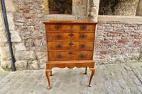 George II Walnut Chest on Stand (7 of 12)