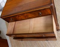 Walnut Chest of Drawers Queen Anne Style c.1920 (9 of 11)