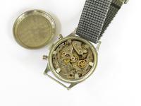 Gents 1940s Bancor Chronograph Wrist Watch (6 of 6)