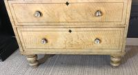 Early Victorian Pine Chest of Drawers in Original Paint (12 of 17)