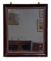 Early Mid 19th Century French Rectangular Mirror (2 of 5)