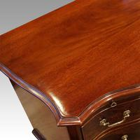 Edwardian Small Serpentine Chest (8 of 10)
