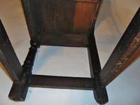 Late 17th Century Oak Wainscot Chair (3 of 11)