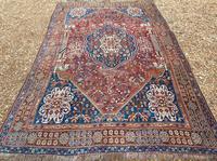 Antique Kashgai Carpet (6 of 7)
