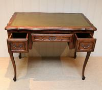 French Oak Writing Desk (3 of 8)