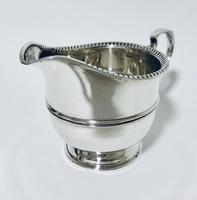 Antique Solid Silver Milk Cream Jug (7 of 8)