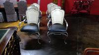 Italian Verande Iron Armchairs (3 of 6)