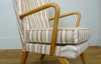 Howard Keith Bambino Armchair Chair Mid Century Vintage (4 of 11)
