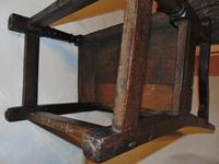 Late 17th Century Oak Wainscot Chair (5 of 11)